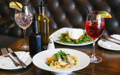 Dimmi Yorkville, traditional southern Italian food