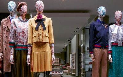 Gucci Toronto with women's ready-to-wear clothing