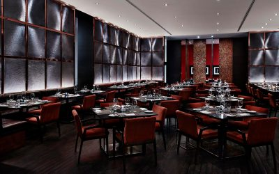One Restaurant at the Hazelton Hotel