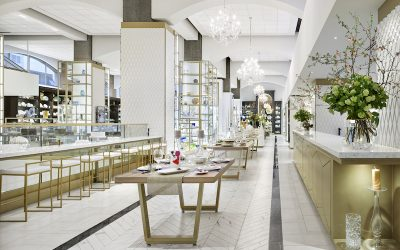 William Ashley, impressive interior design