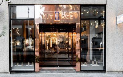 Kit & Ace Yorkville Toronto Storefront