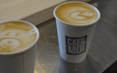 handcrafted coffee beverages in bloor-yorkville