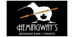 Hemingway's Restaurant Logo