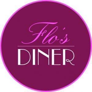 Flo's Diner Logo