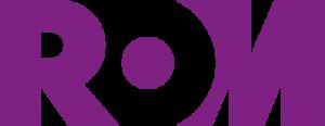 the ROM logo