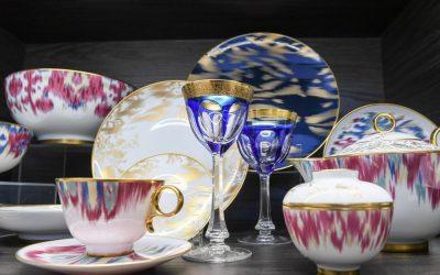 William Ashley diningwear