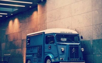 coffee truck yorkville