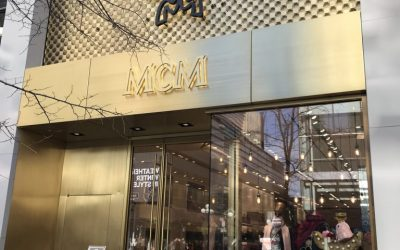 MCM Bloor-Yorkville Storefront