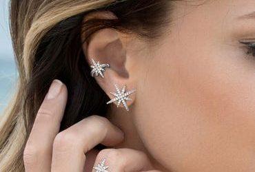 APM Monaco earrings and rings