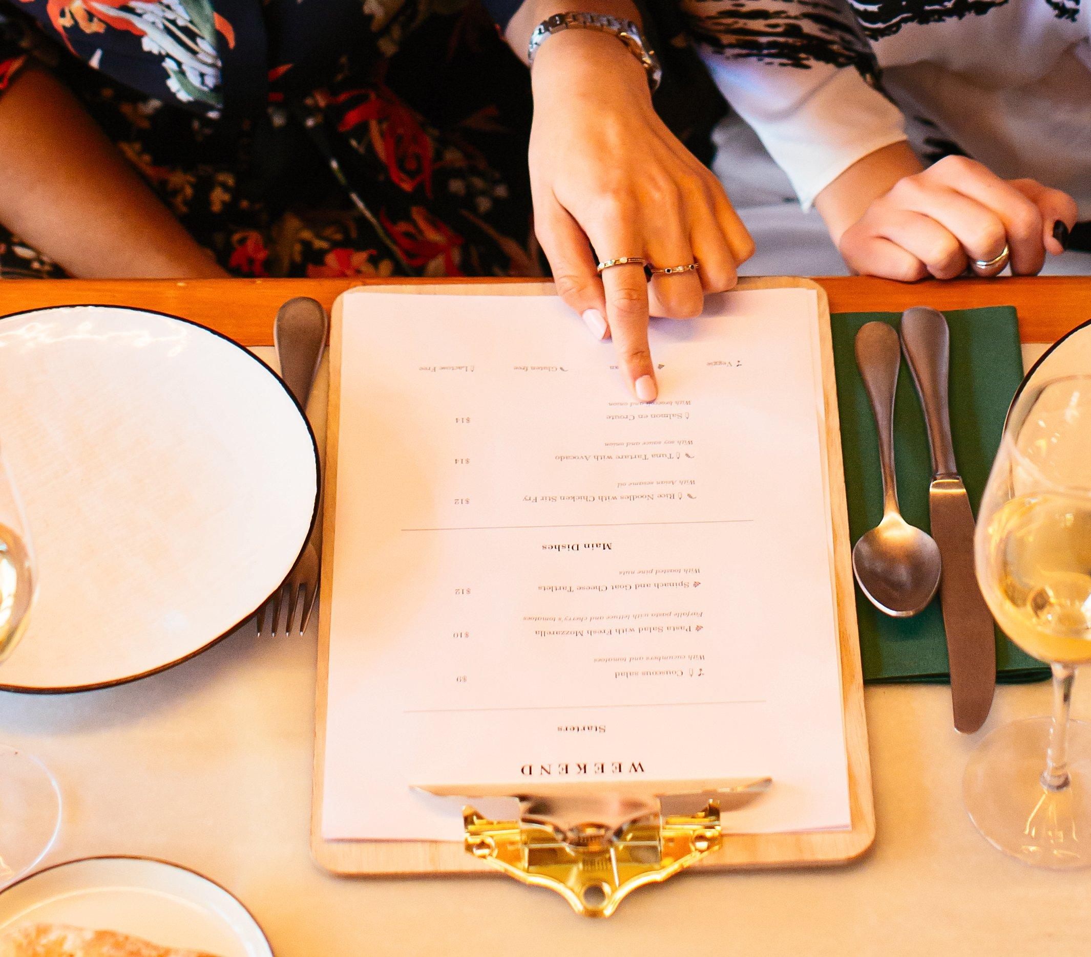 Restaurants in Bloor Yorkville