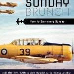 Sunday Brunch – Back Menu Ad