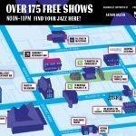 TD jazz festival map1