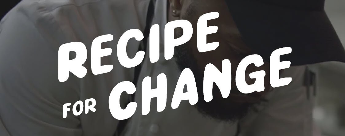 Recipe for change dinner fundraiser