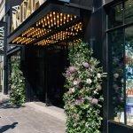 Aritzia Floral Entrance-1