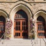 Church of the Redeemer Floral Doors-1