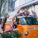 Eataly and Aperol Spritz Floral VW Van-9