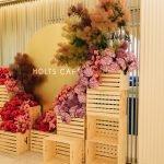 HR Floral Sculpture Magestic Magenta-3