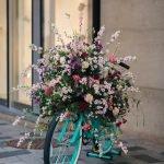 Yorkville Lane Floral Bike-1