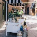 Yorkville Lane Pop up Floral Cart-2