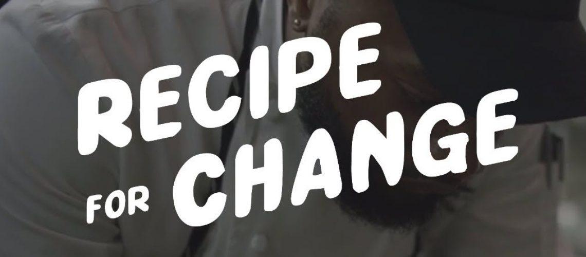 Recipe for change dinner fundraiser