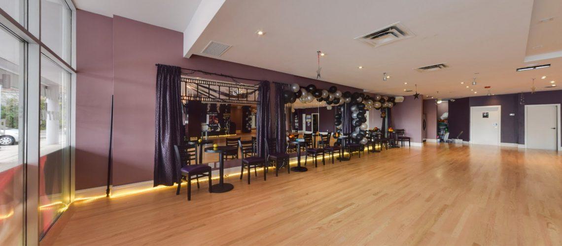 Ballroom dance studio yorkville